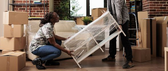 Bedroom Carpet Flooring Example